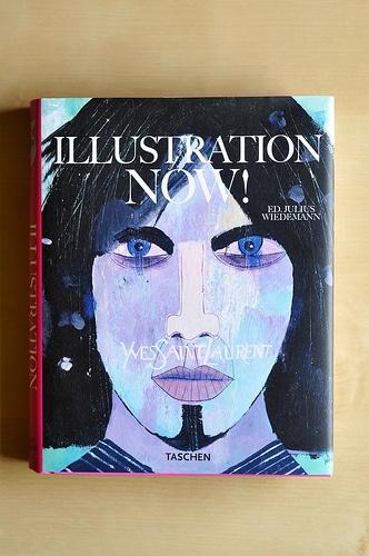 Illustration Now! - Ed. Julius Wiedemann