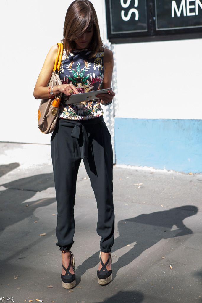 Milano fashion week man 2013