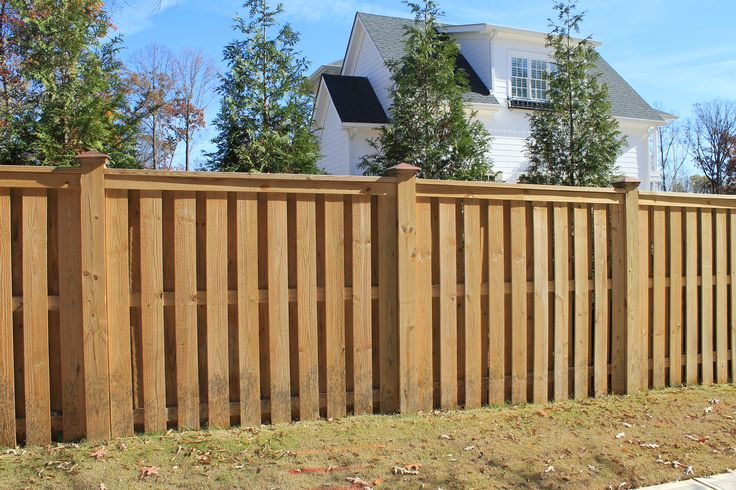 Wood Fences | Wood Fence Designs | Atlanta Fence Company