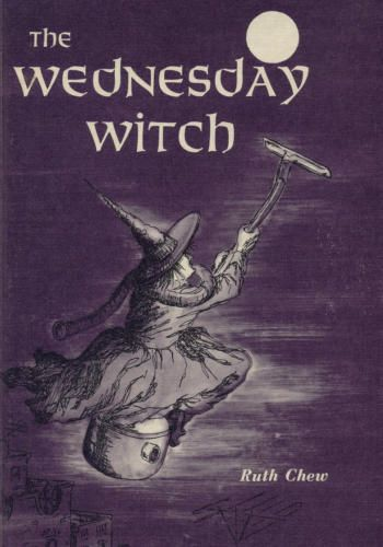 The Wednesday Witch ~ Ruth Chew, This is the book that lead me to a love of reading. I will have the book cover as a tattoo shortly I always planned too! If you have a daughter around age 8 see she reads it this fall!