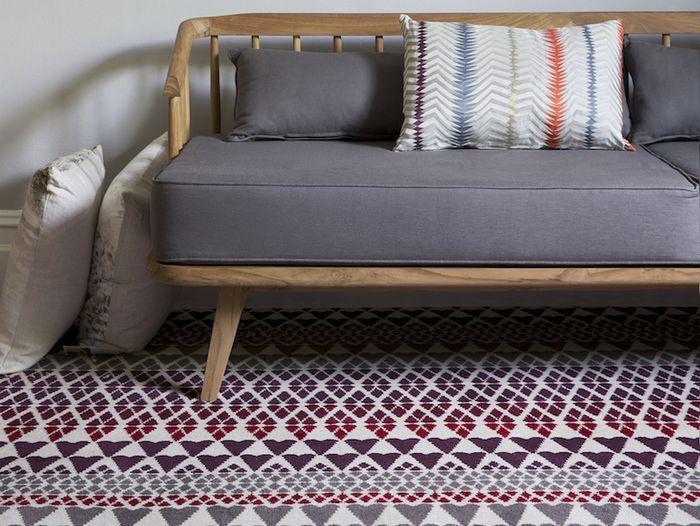 Alternative Flooring Quirky B Margo Selby For Af Fair Isle Reiko