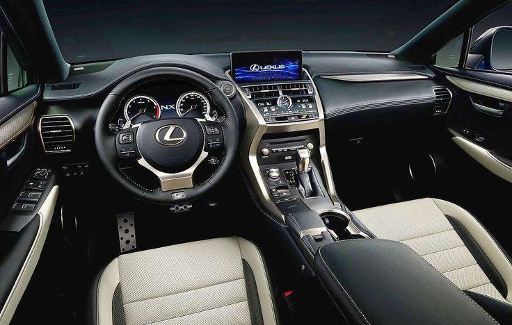 2019 Lexus Nx F Sport Review And Redesign Lexus Lexus Suv New Lexus