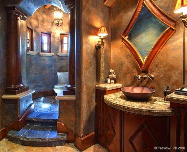 Toilet in separate room, 20ft. away - toilet seat down