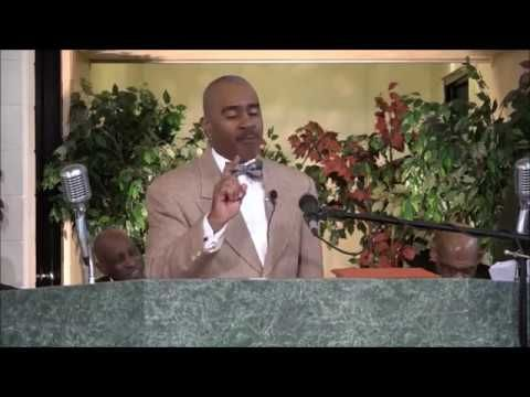 Pastor Gino Jennings - Who are the 144,000 and the NEW Jerusalem