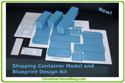Shipping container home design kit 20' or 40' create your own shipping container home. Design layout and size, try different styles and furniture, just download.