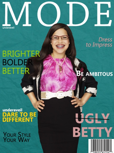 IN HER CLOSET: Ugly Betty
