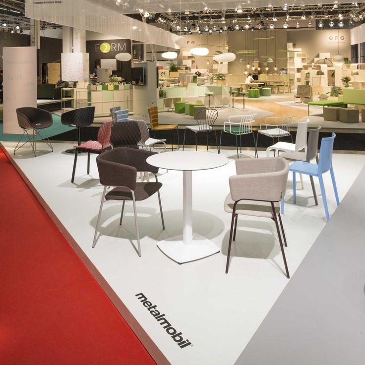 Stockholm Furniture Fair 2016 - Metalmobil