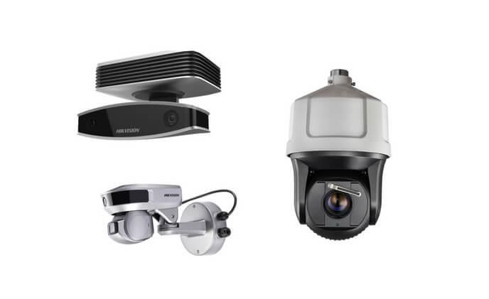 Hikvision boosts video surveillance system performance with DeepinView camera series