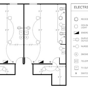 Pin on Electrical layout