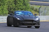 Aston Martin Vanquish to become hardcore V12 supercar in 2018 Hot on the heels of the upcoming V8 Vantage the Vanquish will feature as part of Aston's model blitz as a harder faster V12 model  Aston Martinis developing its most hardcore incarnation of the Vanquish under the body of a DB11 mule as shown by new footage captured at the Nürburgring.  The rear-driven model will be launched next year after the upcoming new V8 Vantage with a higher performance focus than its grand tourer forebears…