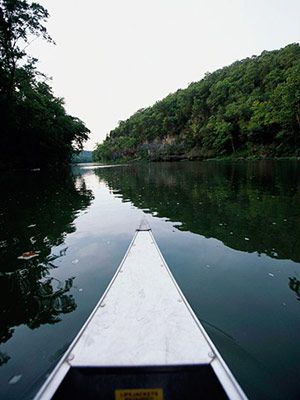 Meramec State Park - Canoe rentals, nature center and guided cave tours await travelers in southern Missouri http://www.midwestliving.com/travel/destination/missouri/missouri-attractions/?page=16
