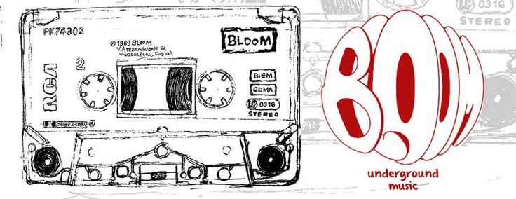 Graphic for Facebook Page, Bloom Club padova