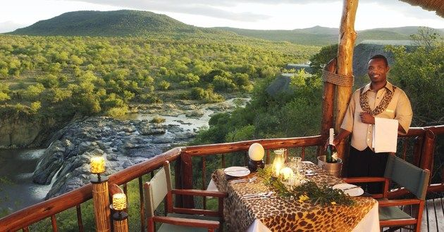 Mkuze Falls Private Game Reserve in Kwa-Zulu Natal, South Africa - Hotel Deals...