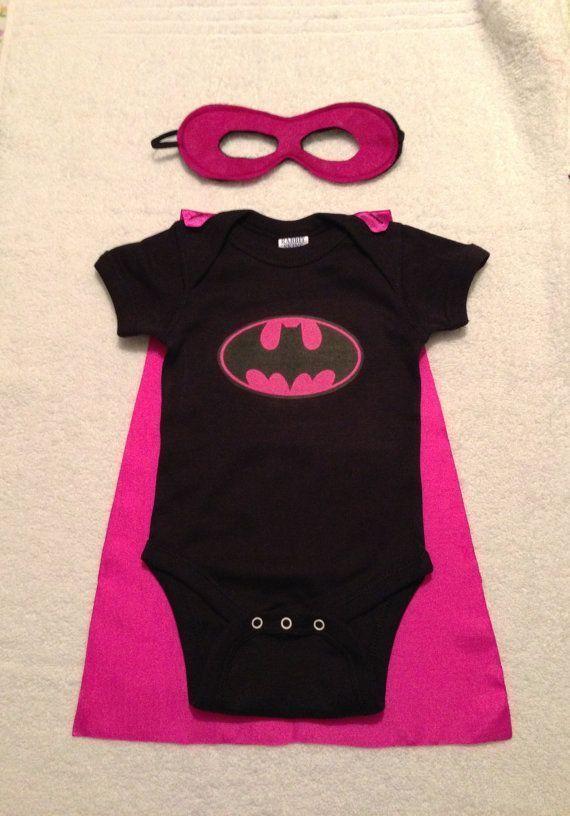 Bébé Batgirl | Sami | Pinterest