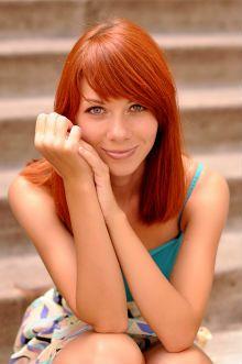 Hot brunette posing taunting teen 4