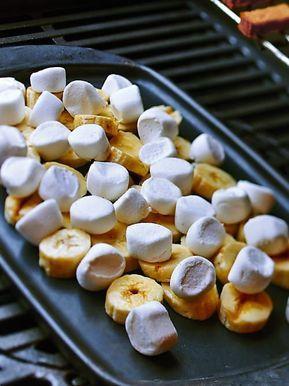 Das müsst ihr ausprobieren: Desserts vom Grill!