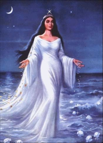 YEMANJÁ, a Deusa dos mares...com muita paz no blog www.decorecomgigi.com