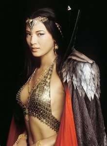 From the movie The Scorpion King. Gorgeous!
