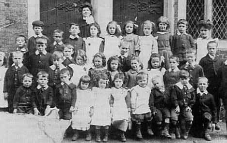 Workhouse children like my grandfather George Hill was raised in workhouse 1886 to 1898.. then off to the Training Ships.