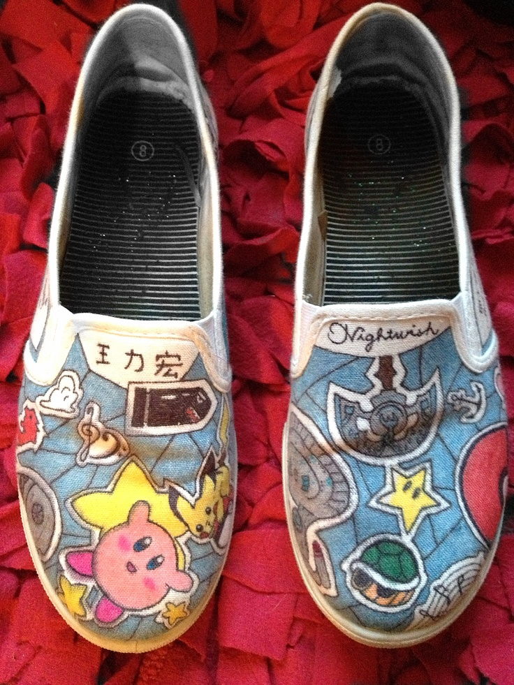my sharpie shoes all you need is a pack of waterproof