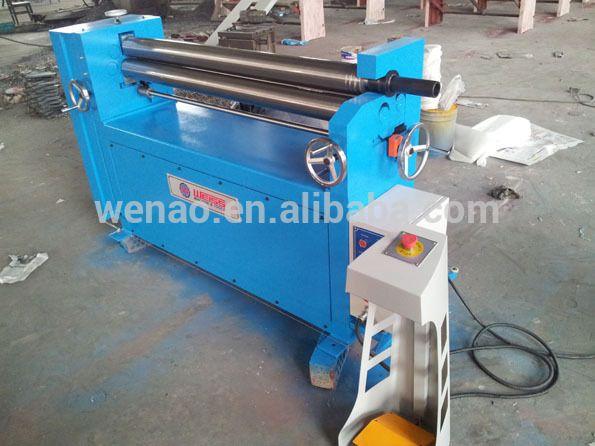 W11S hydraulic roller rolling machine, PR---5010 THREE-ROLL PLATE BENDING MACHINE, Asymmetric plate bending rolls