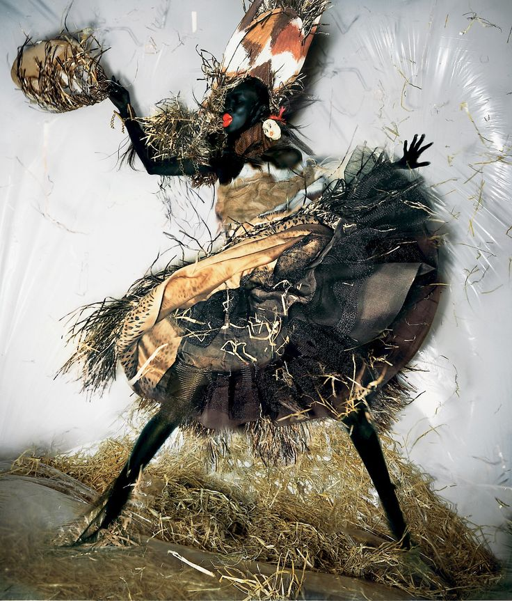 Image result for nick knight vogue