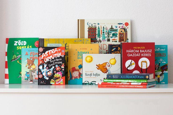 Rengeteg jó könyv került a kezünkbe a nyár elején, amelyet most nektek is bemutatunk. Íme kedvenc vakációs olvasmányaink.
