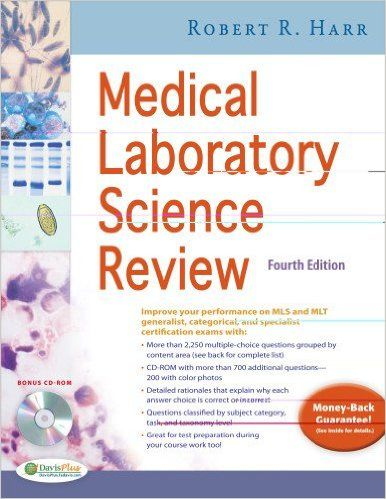 Medical Laboratory Science Review 4th Edition PDF                                                                                                                                                                                 More