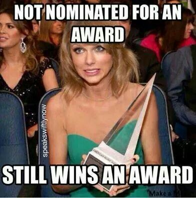 That's how Taylor slays!