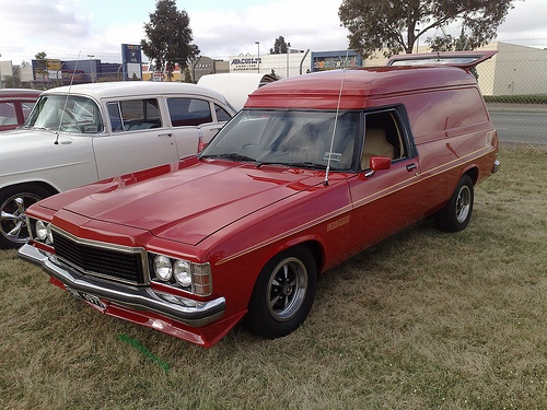 Holden HZ Sandman Panel Van