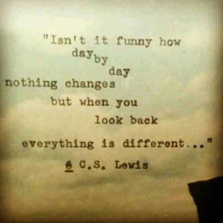 Inspirational Quotes On Pinterest: C.S. Lewis Quote Quotes