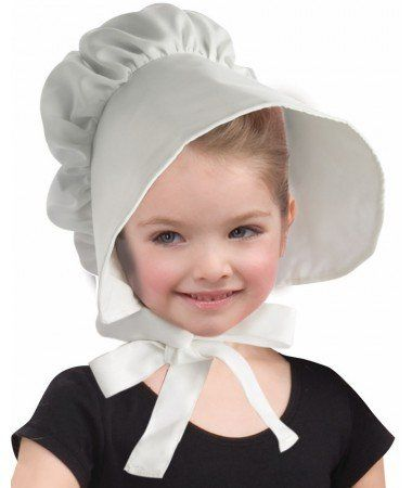 Colonial Girls Bonnet | AUSTRALIAN COLONIAL