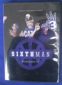 sixth man kentucky movie | 2013 Sixth Man Bluesanity UK Kentucky Wildcats Basketball Fans bbn DVD ...