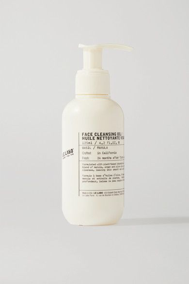 If you're a devotee of Le Labo's cult fragrances, you're sure to enjoy its considered expansion into skincare. This cleanser is particularly suited to those looking for a more moisturizing and strengthening step in their routine. It's formulated with vitamins E and C-rich Argan and Marula oils, the latter of which is antimicrobial as well as non pore-clogging. It also contains Olive Oil for a hit of vitamin A, too. -Instructions for use: - Massage onto dry skin, avoiding the eye area - Rinse…