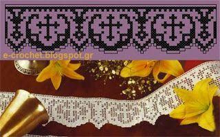 e-crochet: Εκκλησιαστικές δαντέλες: