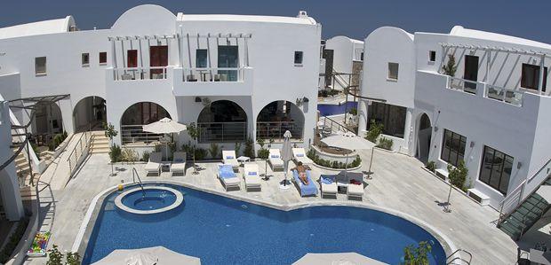 Santorini, Kamari, Hotel La Mer Deluxe & Spa