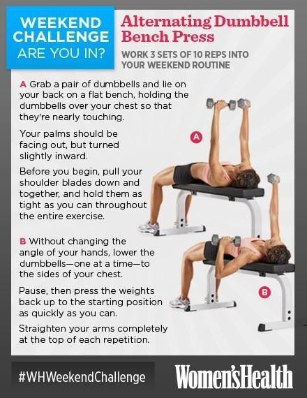 9 Best Upper Body Exercises Images On Pinterest