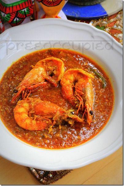 Chingri Kaliakari or prawn curry bengali style step by step with pics