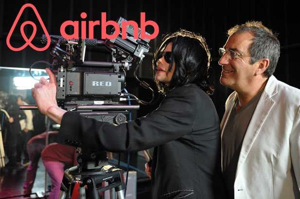 AIRBNB LAUNCHES INSIDER HOLLYWOOD TRAVEL EXPERIENCES WITH KENNY ORTEGA http://www.mjvibe.com/airbnb-launches-insider-hollywood-travel-experiences-with-kenny-ortega/