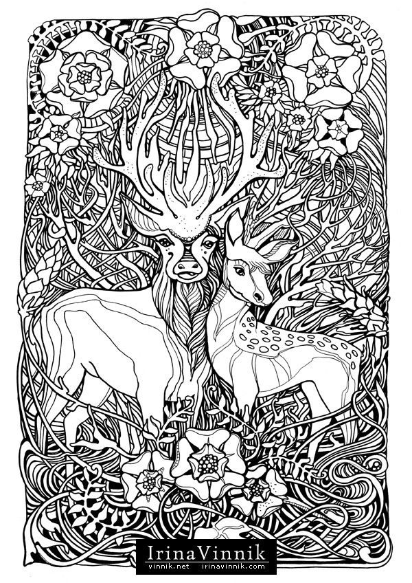 Manic Botanic Zifflins Tension Taming Coloring Book Invites You To Get In Touch With