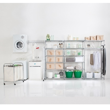 Easy build laundry unit available from howards storage - Howards storage ...