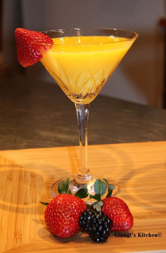 Mango Martini recipe - Foodista.com