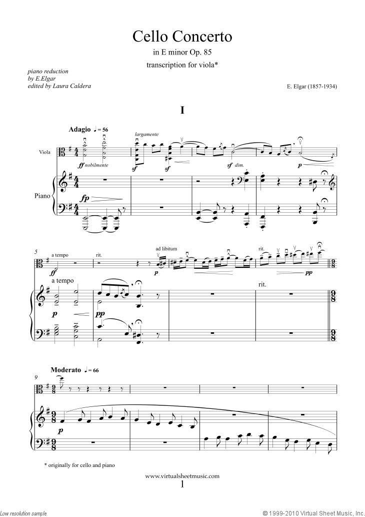 adagio in d minor piano sheet music pdf