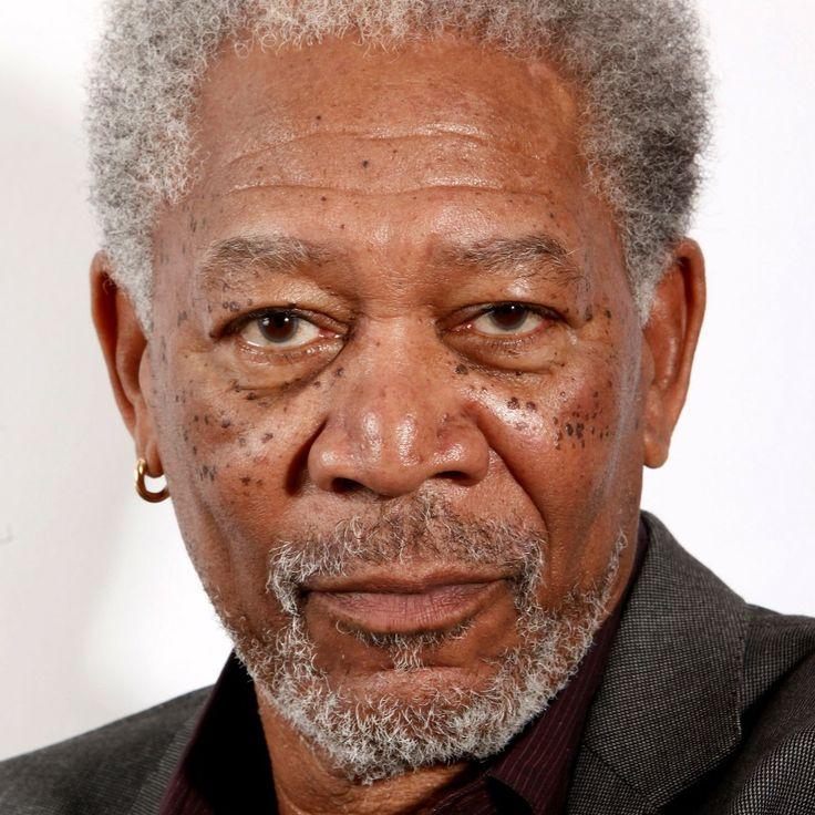 My cast choice for Ronald: Morgan Freeman