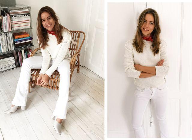 Different Shades of White | Trine's Wardrobe | Bloglovin'