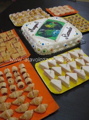 Il Buffet di Riccardo   http://www.latavolozzadeisapori.it/buffets/il-buffet-di-riccardo