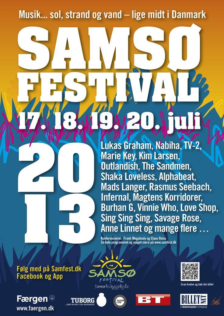 Samsø Festival 2013