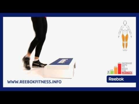Reebok Fitness Ćwiczenia Online: Step - Step V
