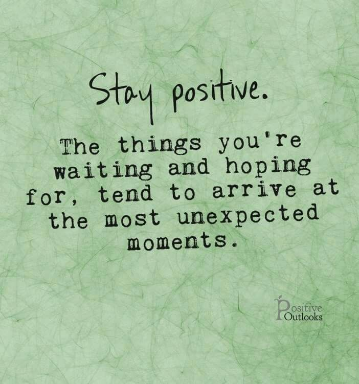 Amazing Motivation: 25+ Best Stay Positive Quotes On Pinterest