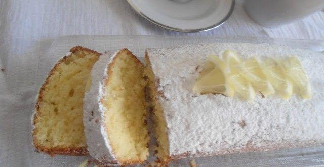 Το καλύτερο κέικ λεμόνι και χωρίς μίξερ!